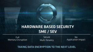 AMD Secure Memory Encryption: Sicherheitsfeature verhindert Bootvorgang unter Linux