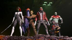 Systemanforderungen: Guardians of the Galaxy will 150 GB Speicherplatz