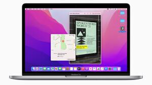 macOS (12) Monterey: Apples neues Betriebssystem für Mac und MacBook ist fertig