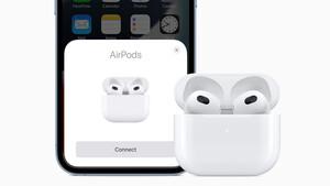 AirPods (3. Generation): Apples Einstiegs-Earbuds erben viel von den AirPods Pro