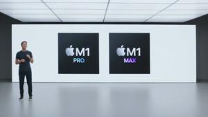 Apple M1 Max & M1 Pro: MacBook-Pro-SoCs sollen Intel, AMD und Nvidia düpieren