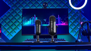 Razer Seiren V2 Pro / V2 X: Zwei neue Mikrofone für Profis und Einsteiger