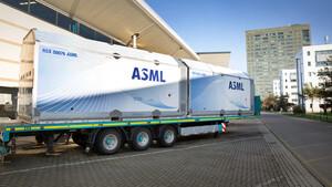 ASML-Quartalszahlen: 15 EUV-Systeme in sehr gutem Quartal ausgeliefert