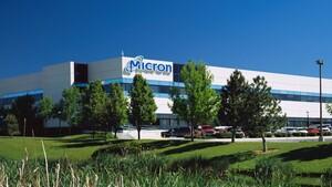Halbleiterbranche: Micron will 150 Mrd. USD in der nächsten Dekade investieren