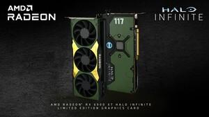 AMD Radeon RX 6900 XT: Halo Infinite Limited Edition zelebriert Partnerschaft