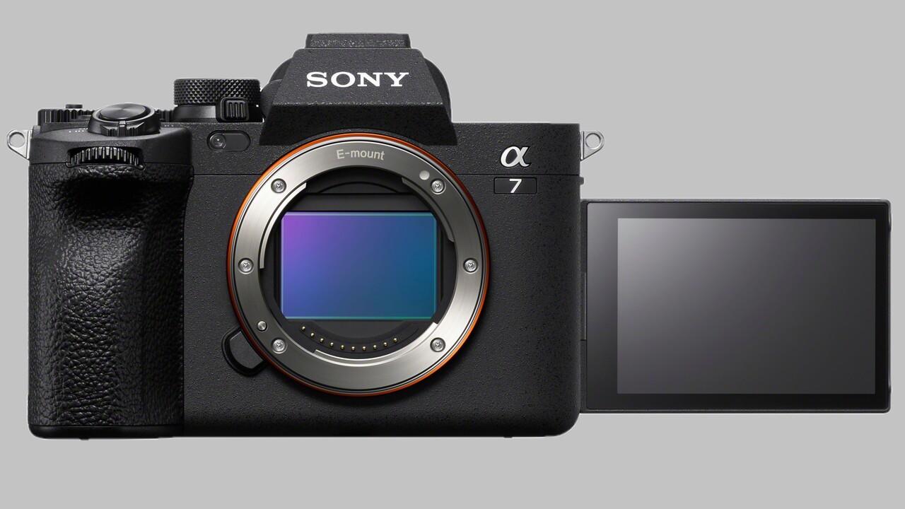 Sony Alpha 7 IV: DSLM mit Klapp-Display und Profifokus für 2.800 Euro