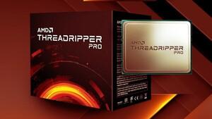 """Threadripper PRO 5975WX: AMDs Zen-3-Workstation-CPU """"Chagall"""" gesichtet"""