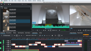 Open-Source: Von Linux bekannter Video-Editor wird für macOS portiert