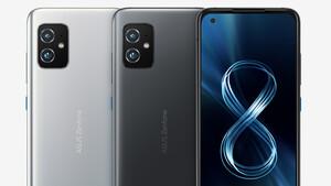 Android 12 bei Asus: Roadmap für Zenfone 8 und 7 sowie ROG Phone 5S, 5 und 3