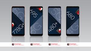 Snapdragon 778G+/695/680/480+: Qualcomm legt vier SoCs in etwas schneller neu auf