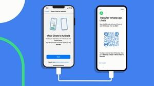 Google: WhatsApp-Daten können von iOS zu Android kopiert werden
