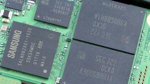 Quartalszahlen: Samsungs Umsatz und Gewinn zieht dank Speicher an