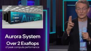 Intel-Supercomputer: Aurora soll 2 ExaFLOPS liefern, ZettaFLOPS schon ab 2027