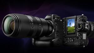Nikon Z9: Spiegelloses Spitzenmodell mit 8K-Video für 6.000 Euro