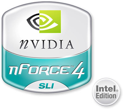 nVidia nForce 4 SLI Intel Edition