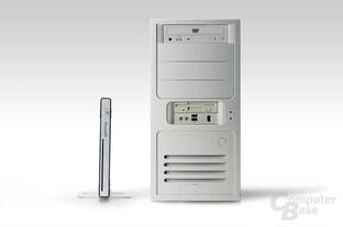 Intel Konzeptstudie - Quiet Office Desktop auf Centrino-Basis
