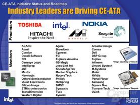 CE-ATA Mitglieder