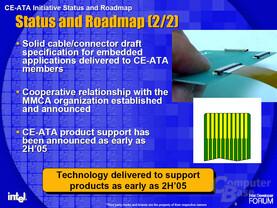 CE-ATA Status und Roadmap
