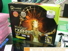 PX6600 GT SLI Premium Pack