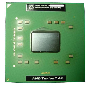 AMD Turion 64 1,6 GHz | Quelle: XtremeSystems.org