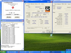 AMD Turion 64 1,6 @ 2,0 GHz   Quelle: XtremeSystems.org