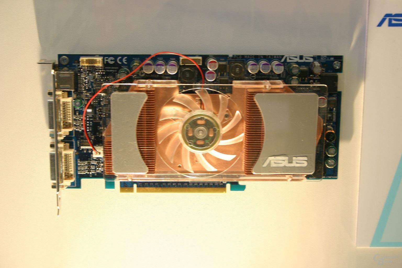 Asus GeForce 6600GT DUAL
