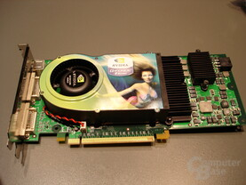 nVidia GeForce 6800 Ultra 512MB