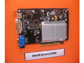 Inno3D GeForce 6200 AGP