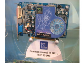 S3 Graphics GammaChrome S8 Nitro
