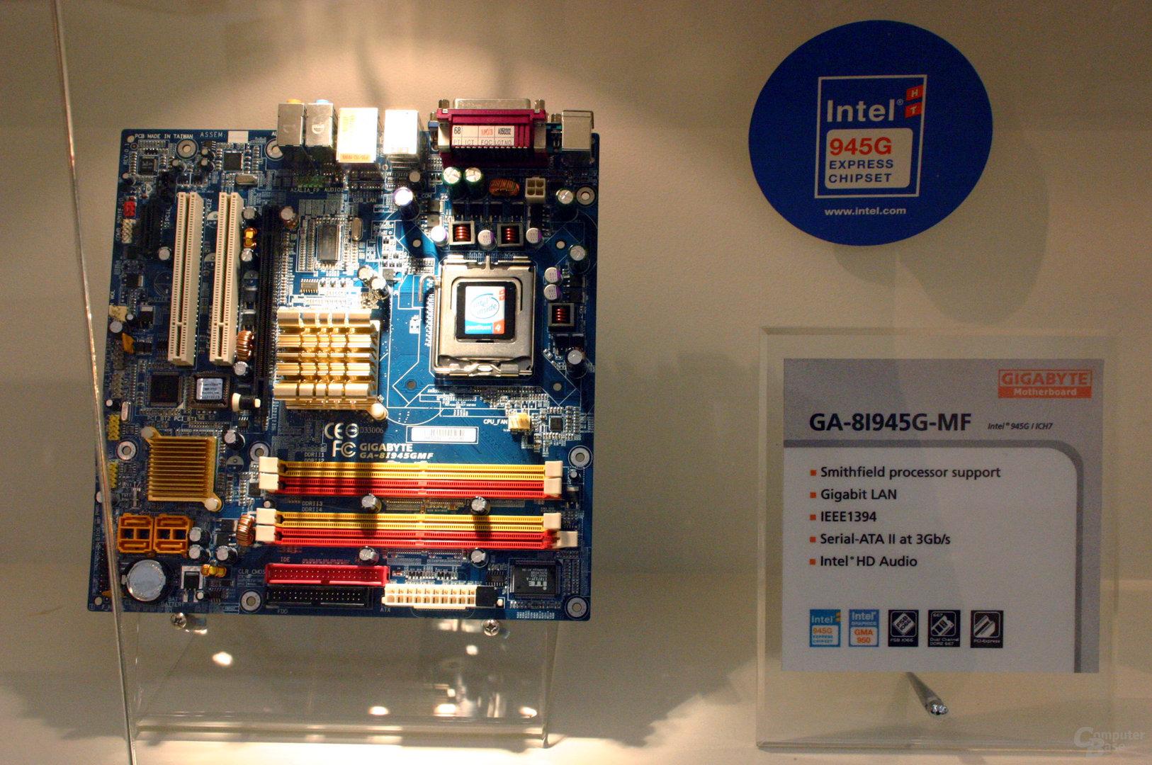 Gigabyte GA-8I945G-MF