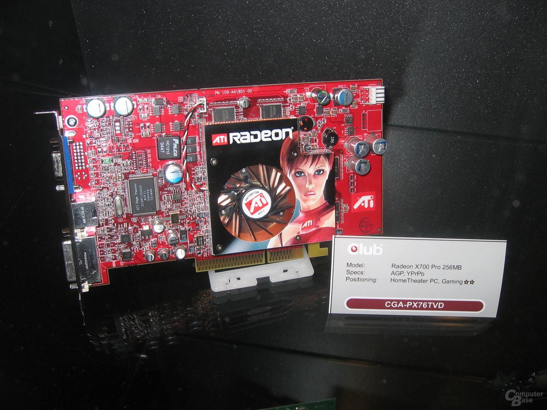 X700 Pro für AGP