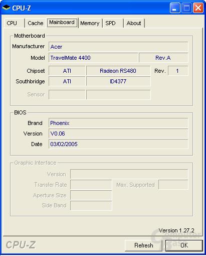 AMD Turion mit ATi RS480
