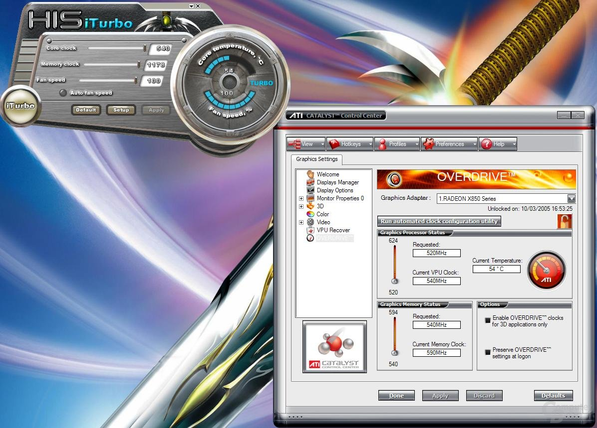 X850 IceQ II Turbo