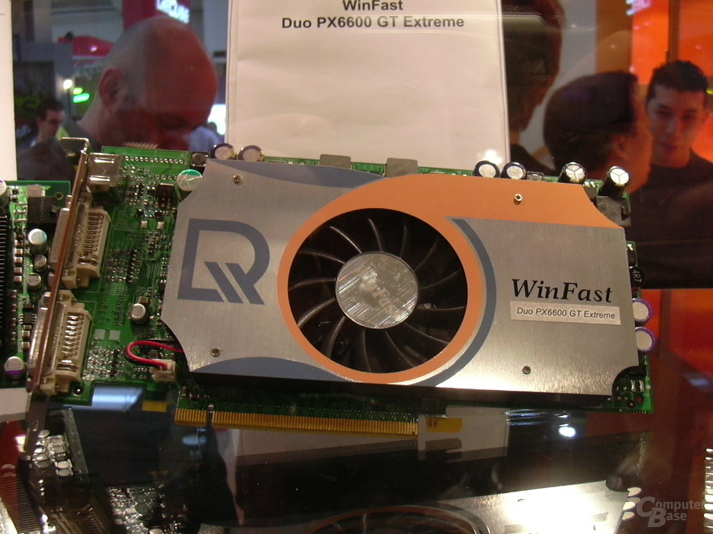 Leadtek WinFast Duo PX6600 GT Extreme