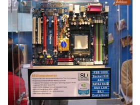 Albatron SLI-Board für AMD
