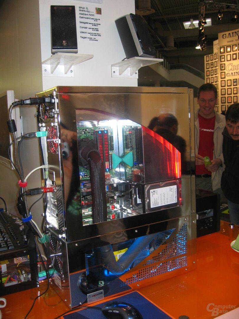 EPoX SLI-Board für AMD