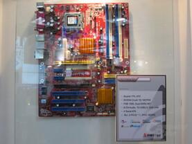 Biostar SLI-Board für Intel