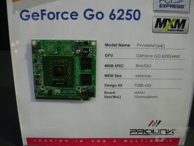 GeForce Go 6250