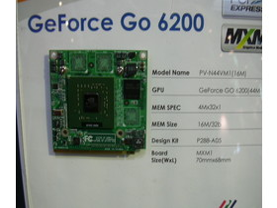 GeForce Go 6200