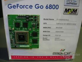 GeForce Go 6800