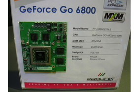 GeForce Go 6800
