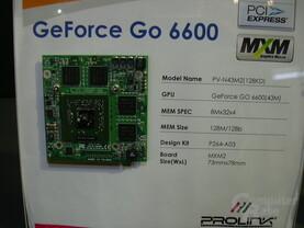 GeForce Go 6600