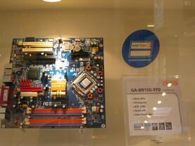 Micro BTX-Mainboard
