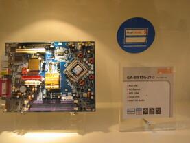 Pico BTX-Mainboard