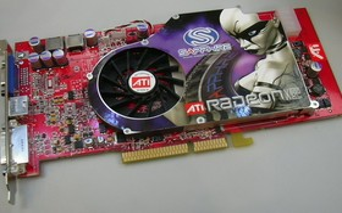 Sapphire Radeon X800 XL ViVo AGP