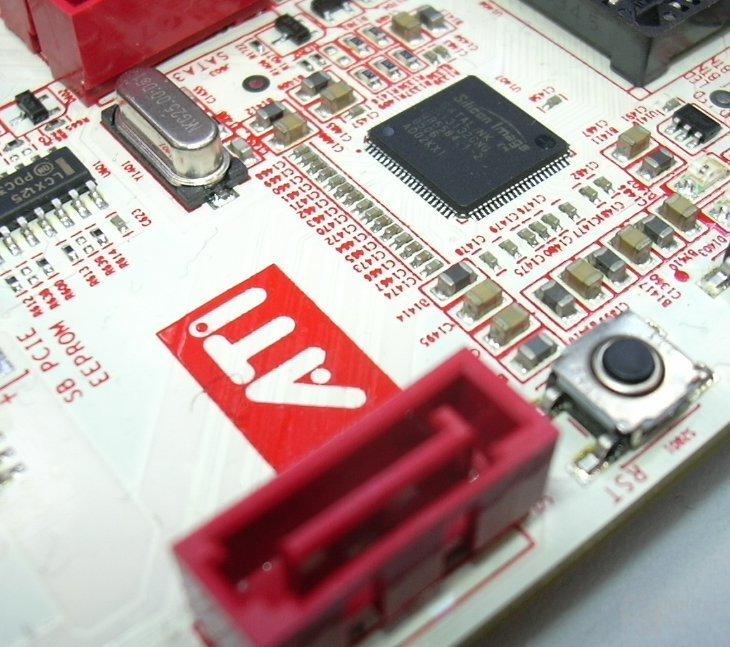 Silicon-Image-Controller für S-ATA