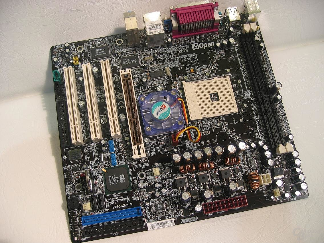 AOpen s760GXm-S