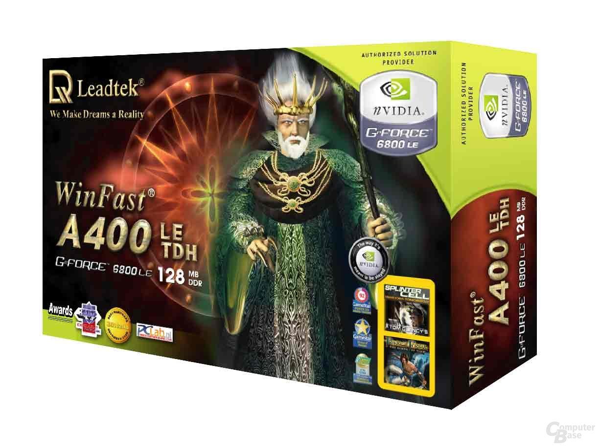 Leadtek WinFast A400LE  TDH 128MB