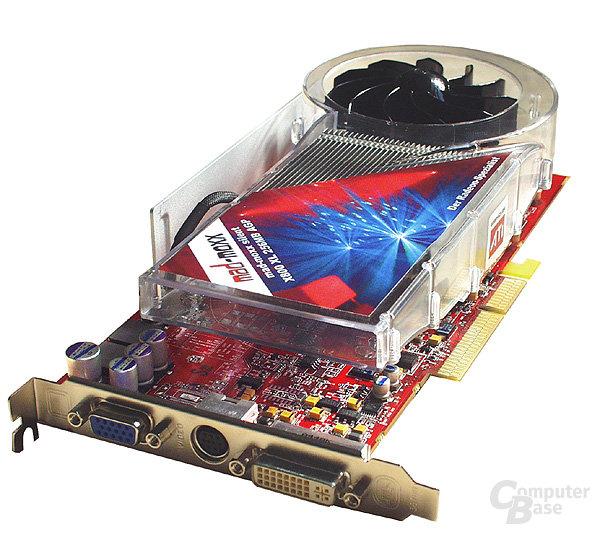 mad-moxx silent: X800 XL 256MB AGP