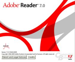 Adobe Reader 7.0.0-03/21/2005